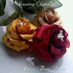 Country Kitchen Collection - Roses